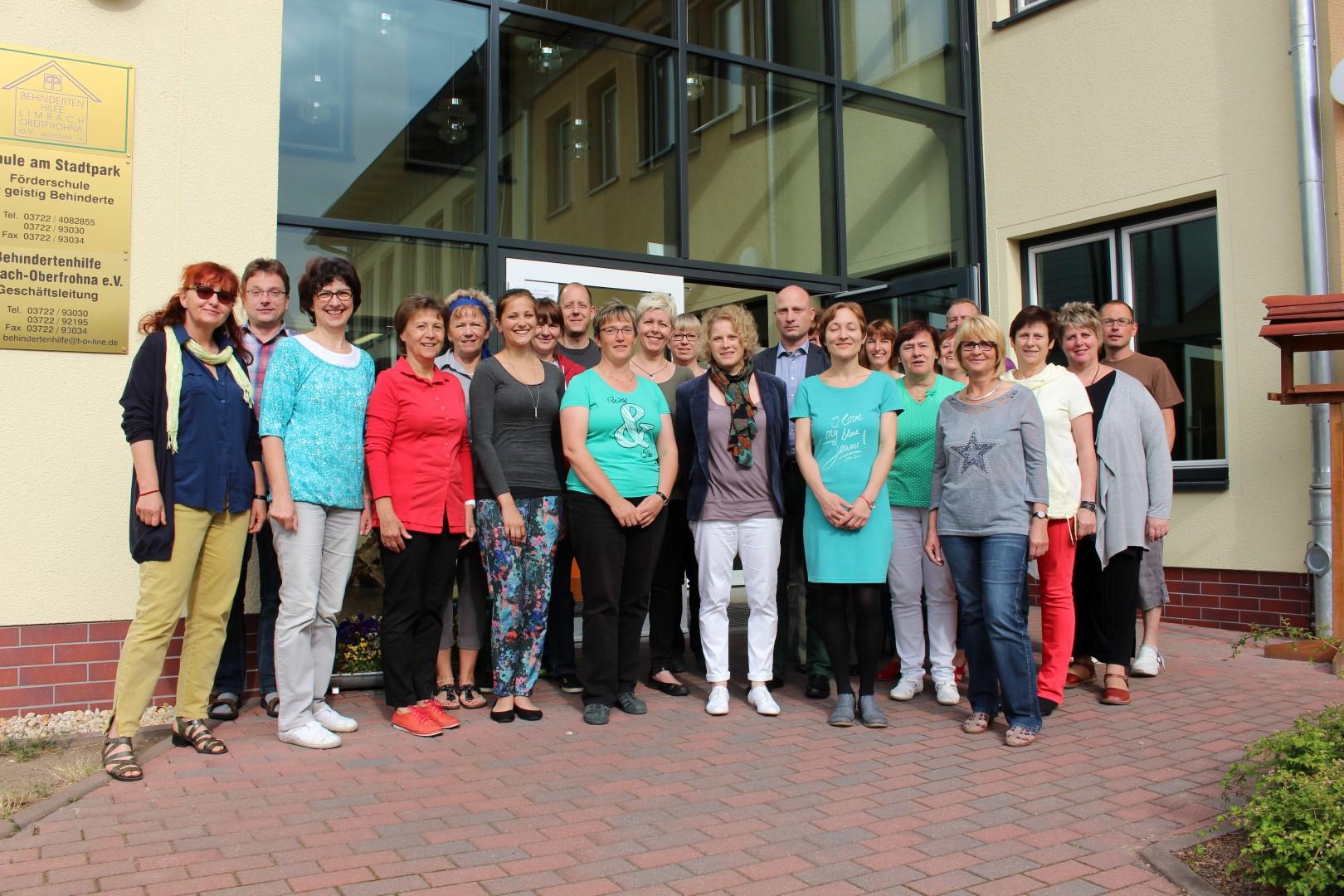 Team Schule + Verwaltung