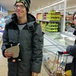 Trainingswohnen Einkauf